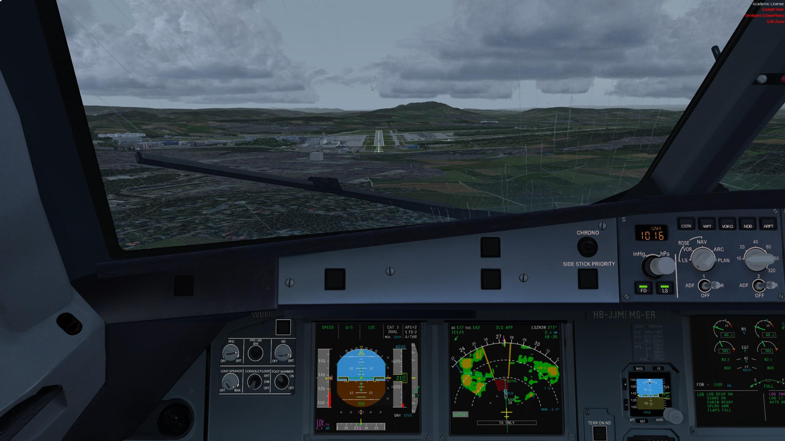 Edelweiss Virtual Screenshot