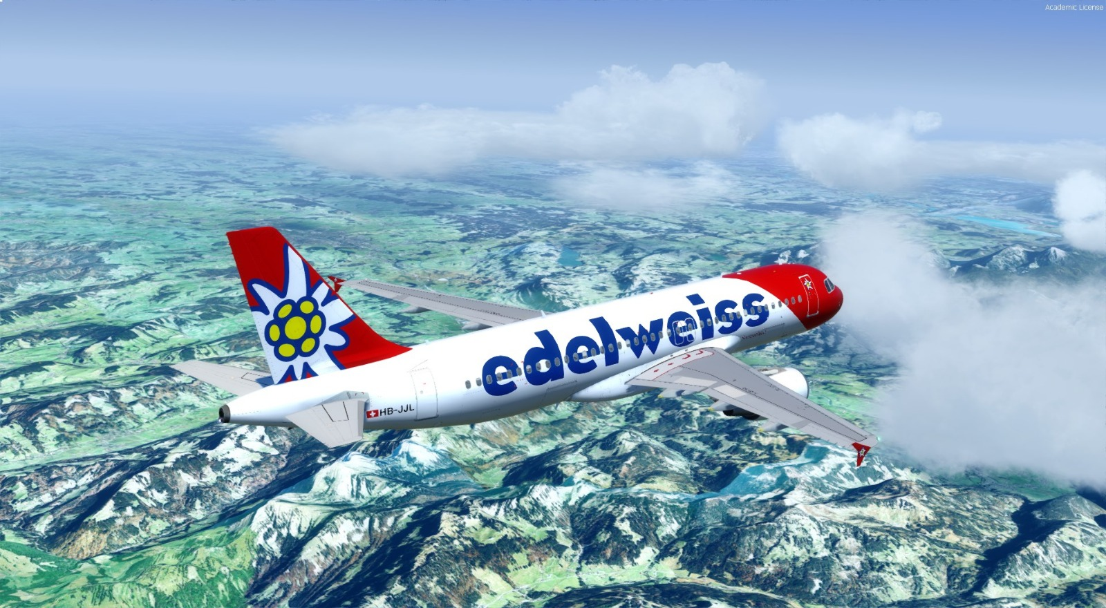 Edelweiss Virtual Screenshot